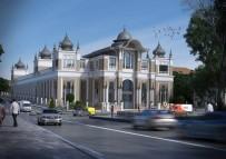 NİKAH SARAYI - Nikâh Sarayı Palandöken'de Yükseliyor