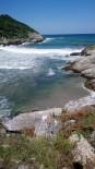 (Özel) Şile'de Babasıyla Denize Giren 10 Yaşındaki Çocuk Boğuldu