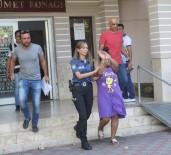 AYIŞIĞI - Polisten Kaçarken Bile Hırsızlık Yapmışlar