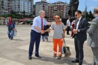 ERDOĞAN BEKTAŞ - Rize Belediyesi'nden Çevre Harekatı