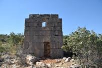 MEHMET ALKAN - Roma Döneme Ait Askeri Gözetleme Kulesi Bulundu