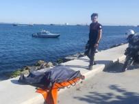 ÖZBEKISTAN - Samatya sahilinde ceset bulundu