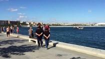 ÖZBEKISTAN - Samatya Sahilinde Denize Giren Özbek Boğuldu