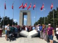 ÇıNAROBA - Saruhanlı Belediyesi, 3 Mahalleyi Daha Çanakkale'ye Götürdü