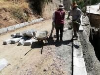 BEŞEVLER - Şemdinli Belediyesinden Hummalı Çalışma