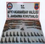 Silahlı 33 Magandaya Gözaltı