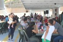 SAĞLıK VE SOSYAL HIZMET ÇALıŞANLARı SENDIKASı - Siverek'te Görev Yapan Sağlıkçılar Fırat Nehrini Gezdi
