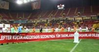 HÜSEYIN GÖÇEK - Spor Toto Süper Lig Açıklaması Kayserispor Açıklaması 1 - Antalyaspor Açıklaması 0 (İlk Yarı)