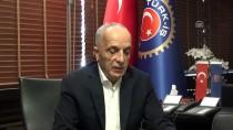 BAĞıMSıZLıK - Türk-İş'ten Spekülatif Atağa Karşı Birlik Mesajı
