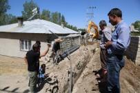 İSTİMLAK - VASKİ'den 4 Mahalleye Kanalizasyon Hattı