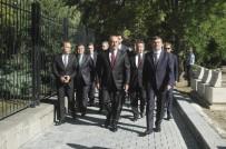 TERÖRİSTLER - X. Büyükelçiler Konferansı Dışişleri Şehitliği'ndeki Törenle Başladı