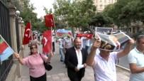 AZERBAYCAN - ABD Azaerbaycan'da Da Protesto Edildi