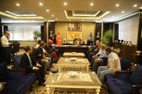 HAYVANCILIK - Ahududu Yetiştiricileri Büyükşehir'de