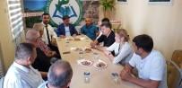 CUMHUR ÜNAL - AK Partili Vekiller Dernek Üyelerinden İlçe Sorunlarını Dinledi