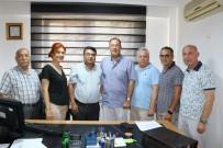TÜRKIYE OTELCILER FEDERASYONU - ALTİD Başkanı Sili Açıklaması 'Amacımız Sürdürülebilir Turizm'