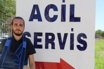 SPOR PROGRAMI - Antalyalı Gazeteci Darp Edildi