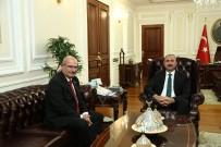 ADEM ALI YıLMAZ - ATO'dan Adalet Bakanı Gül'e Ziyaret