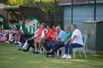 SAMET AYBABA - Aybaba'dan U21 Takımına Yakın Takip
