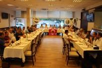 BELEDİYE MECLİS ÜYESİ - Aydın ASKF, Söke'de Kulüp Yöneticileriyle Buluştu