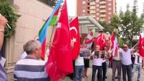 SÜPER GÜÇ - Azerbaycan'da 'Türkiye'ye Ve Türk Mallarına Destek' Eylemi