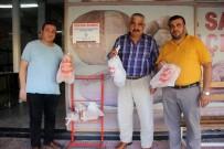 FIRINCILAR ODASI - Bahçeli'nin Askıda Ekmek Çağrısı Kozan'da Uygulanmaya Başlandı