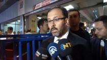 BENFICA - Bakan Kasapoğlu Açıklaması 'Atmosfer Çok Güzeldi'