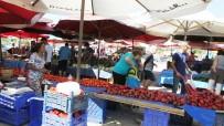 Balıkesir'de Yazlıkçıya Özel Pazar