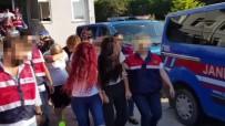 İNTERNET BANKACILIĞI - Banka Müşterilerini Dolandıran Çete Çökertildi Açıklaması 39 Gözaltı