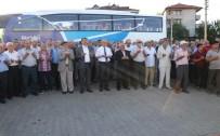NUSRET DIRIM - Bartın'da Hacı Adayları Kutsal Topraklara Uğurlandı