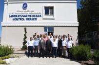 MEHMET KARAKAŞ - Başkan Gül Ve Sağlıkçılar Scada Kontrol Merkezini İnceledi