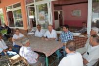 MESUT ÖZAKCAN - Başkan Özakcan'dan Kozalaklı Mahallesine Ziyaret
