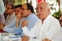 SEMT PAZARLARı - Başkan Seyfi Dingil Projelerini Ve Çalışmalarını Anlattı