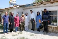 KAŞıNHANı - Başkan Toru, 3 Mahallede Vatandaşlarla Hasbıhal Etti