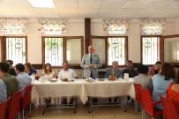 MUSTAFA VURAL - Denizli'de Okullar Yeni Eğitim-Öğretim Yılına Hazır