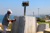 VEFA SALMAN - Deprem Anıtı Yenilendi