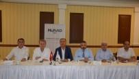 İL SAĞLıK MÜDÜRLÜĞÜ - Dr. Necip Yemenici MÜSİAD İzmir'in Toplantısına Konuk Oldu