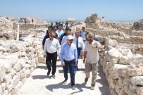 ALİ İHSAN SU - Elvan Açıklaması 'Silifke Kalesini Bir Bütün Olarak Gün Yüzüne Çıkaracağız'