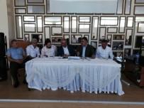 HALIL ETYEMEZ - Ereğli'de Yeni Sanayi Sitesi İçin İstişare Toplantısı Yapıldı