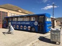 Eski Otobüsler Mobil Lokanta Oldu