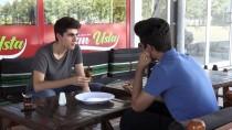 ALTINŞEHİR - Esnaftan Türk Lirasına Destek
