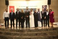 Mehmet Kasapoğlu - Gençlik Ve Spor Bakanları, Koruma Polisi Ayşe Vural'ın Nikah Töreninde Buluştu