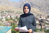 MıSıR - Hakkarili Esranur'dan Erdoğan'a Şiirli Destek