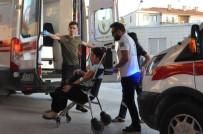 SÜLEYMANIYE - Hamile Sürücülerin Karıştığı Kazalar Ucuz Atlatıldı