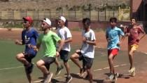 MİLLİ SPORCU - İnşaat İşçiliğinden Balkan Şampiyonluğuna