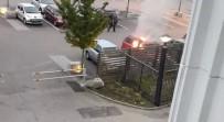 GÖRGÜ TANIĞI - İsveç'te 80 Araba Yakıldı