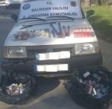Jandarma Cezaevi Firarisi Hırsızı Yakaladı