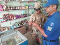 SİGARA KAÇAKÇILIĞI - Jandarma Van İli Genelinde 'Duman-2' Uygulaması Yaptı