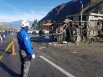 EKVADOR - Katliam Gibi Kaza Açıklaması 23 Ölü, 14 Yaralı