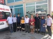 İL SAĞLıK MÜDÜRLÜĞÜ - Kırklareli'nde Yatırım Değerlendirme Çalışmaları