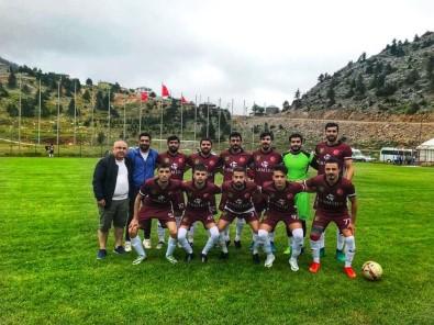 Kızıldağ'da 8 Takım Çeyrek Finale Çıktı